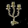 """Канделябр для свечей Рендаду Bello De Bronze BP-14046-D - """"Мир Сантехники"""" - Интернет Магазин   1"""