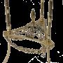 """Столик высокий круглый с зеркальной столешницей Bello De Bronze BP-50217-D - """"Мир Сантехники"""" - Интернет Магазин   2"""