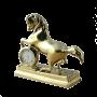 """Часы с лошадью Bello De Bronze BP-28007 - """"Мир Сантехники"""" - Интернет Магазин   1"""