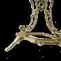 """Консоль интерьерная Бикош под золото Bello De Bronze BP-50003 - """"Мир Сантехники"""" - Интернет Магазин   3"""