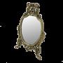 """Зеркало настольное бронза Лачо Bello De Bronze BP-23101-D - """"Мир Сантехники"""" - Интернет Магазин   1"""
