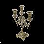 """Канделябр трехрожковый Лира Bello De Bronze BP-14057-D - """"Мир Сантехники"""" - Интернет Магазин   1"""