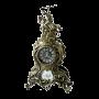 """Бронзовые часы настольные Дон Жоан Bello De Bronze BP-27049-A - """"Мир Сантехники"""" - Интернет Магазин   1"""