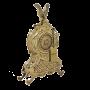 """Часы Дон Жуан Агило с маятником Bello De Bronze BP-27098-D - """"Мир Сантехники"""" - Интернет Магазин   3"""