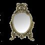 """Зеркало настольное бронза Лачо Bello De Bronze BP-23101-D - """"Мир Сантехники"""" - Интернет Магазин   2"""